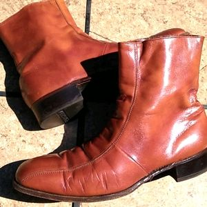 Florsheim Beatle Boots Imperial Ankle Brown  12 D